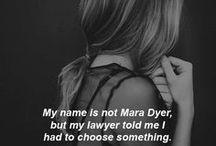 *Mara Dyer*