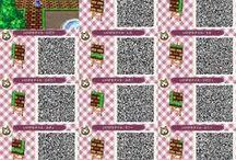 ACNL / Mis QR para Animal Crossing: New Leaf
