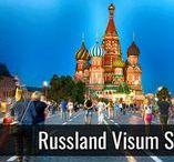 Russland Visum & Touristeneinladung
