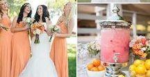 Spring & Summer - Wedding Color Palettes / Color inspiration for spring and summer weddings.