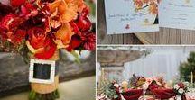 Autumn & Winter - Wedding Color Palettes