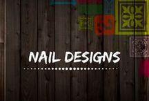 Nail Designs / Nails, polish, tools and techniques I like