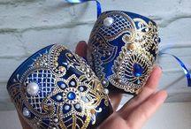 Deco cristal y porcelana