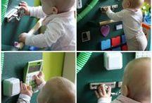 Spielideen Baby / Hier sammle ich Spielideen und Beschäftigungsideen für Babys von 0 bis 12 Monaten. Vor allem was wir mit unserer Tochter ausprobiert haben und ihr viel Spaß gemacht hat, findet ihr hier! Kindergeburtstag, diy Ideen, basteln für Babys, Spielzeug selber machen