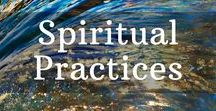 Spiritual Practices / Spiritual practices give us methods of actively living a soul-led and authentic life. These practices include dreamwork, developing connection, and alchemy, to name a few!
