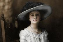 edwardian/gilded age/belle époque / by Lauren Fox