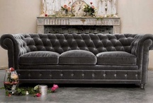 FURNITURE: Old World & Classic Style  / by Barbara Murphy