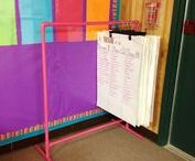 Classroom Organization / Tips and tricks for organizing the classroom.