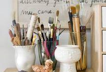 Crafts / by Elyse Wilson
