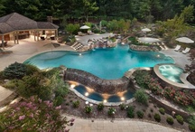 Pools and Landscaping / by Erin Jollymore