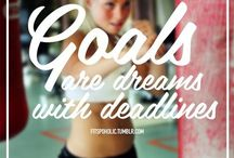 // Fitness Hitlist // / Health, Motivation and Fitness all compacted together :)