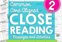 All Things Reading / To help with teaching reading, your reading block at school, and guided reading.