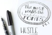All Things Fonts and Clip Art / Beautiful fonts and clip art!