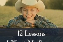Kade / Ideas, inspiration, encouragement, crafts and experiments for my brown eyed boy!! / by Jana Fraley