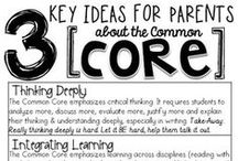 All Things Common Core / Tips, tricks, resources, articles, and products to help teach Common Core!