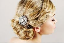 Wedding Hair and Makeup / Wedding Hair and Wedding Makeup that may inspire you for your Wedding day. #weddinghair #weddingmakeup #weddingideas #weddingplanning #hair #salon #makeup