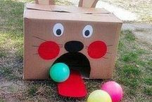 All Things Easter / Lots of fun Easter DIY projects, activities, and games for in the classroom or at home!