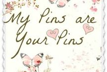 Tidbits / A mish mash of pins that I keep in one spot, so it's easy to find when I don't know where else to put it? ;) / by Dianne Darby