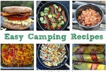 Ideas for: Camping / by Monica Acinom
