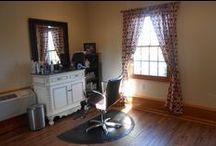 HAIR STUDIO 351 / MY HOME SALON / by Deneine Gerry