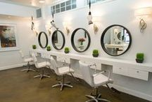 The Salon / Cortello Salon Pictures | Salon Photo Gallery  / by Cortello Salon
