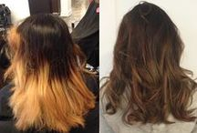 The Before & Afters / Pictures of Before & After at Cortello Salon  / by Cortello Salon
