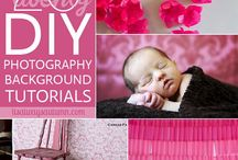 Backdrops & Photo shoot / by Dianne Darby