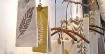 Craft Fair Display Ideas / Each year I like to change up my craft fair booth display. Adding new product and designs keeps things looking fresh for returning customers.  Also it is important that the displays flows well for easy shopping.