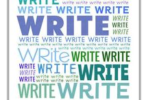 A Writer's Resources / Writing is a lot of heart, and a bit of art.  / by Mary Parkin
