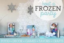 PARTY TIME - Frozen Theme