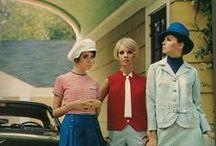 the sixties / by Lauren Fox
