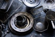 Food | Props / Food Photography | Food Styling Dinnerware | Flatware | Serveware / by Grace Anne Vergara