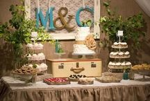 Rehearsal Dinner Ideas / by Terry Weaver