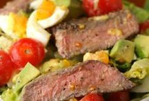 LOW CARB LIFESTYLE! / A collection of food recipes to eat low carb!