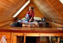 Tinyhouse / For single or couple without children... very simple living, only having little yet not poor. / by Theresa Won
