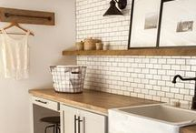 kitchen and dinning area / by Theresa Won
