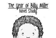 Global Read Aloud: The Year of Billy Miller / #GRA15 #VTed #Vermont #BTV