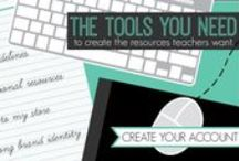 All Things For TpT Sellers / Tips, tricks, and blog posts for Teachers Pay Teachers sellers.