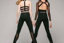 MICHI Instagram / Direction sportswear for multidimensional women #MoveWithMichi