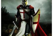 Along came a Knight