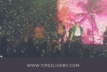 CONCERT REVIEWS - TIPS2LIVEBY / Concert reviews of all the shows I've been too!