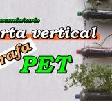 horta vertical de garrafas pet / https://www.youtube.com/watch?v=NdNKexya_SQ