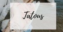 Tatouages / Tatouages, feminine tattoos, women tattoos, beautiful tattoos, tatouages femme, tatouages féminins, tattoo inspiration.
