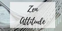 Zen Attitude / Zen decor, relax, chill out attitude, relaxation, decor, home decor, beautiful home decor ideas, déco maison, zen inspo, zen attitude