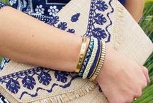 Bracelets Stella & Dot / Je suis archi fan des bracelets, et encore plus des bracelets Stella&Dot