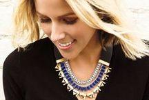 Colliers Stella & Dot / Des colliers haut de gamme, souvent modulables et toujours tendance !