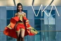 Vaa Ki Afrika designs /  African inspired fashion brand - bringing roots and culture to the city. African fashion, african design
