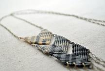 jewelry ideas / by Laura Jansen
