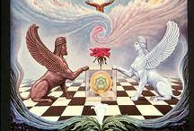 Esoteric / [es-uh-ter-ik] Ideas preserved or understood by a small group or those specially initiated, or of rare or unusual interest. Secret Knowledge belonging to the select few.  / by Amanda Brown
