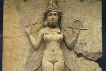 Mythology / my favorite Gods and Goddesses / by Amanda Brown